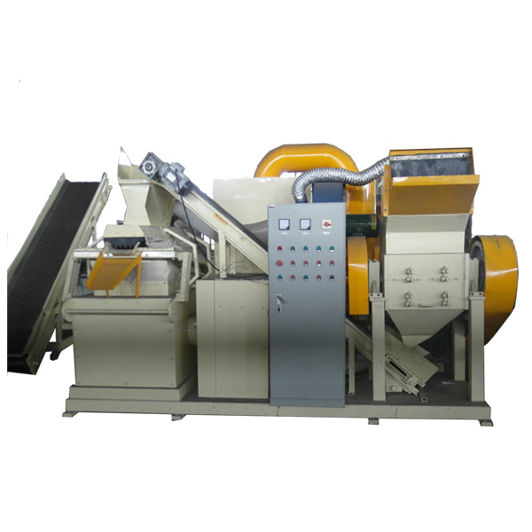 waste cable granulating machine BS-600 exporter/importer,suppliers,factory,manufacturers-Xi an Grand Harvest